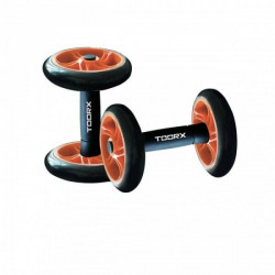 Toorx Core Wheels - Buikspierwielen - Set