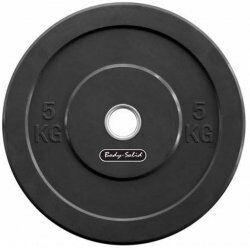 Body-Solid Olympische Bumper Plates5 kg - Zwart