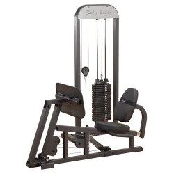 Body-Solid LEG PRESS met 95KG gewichtstapel