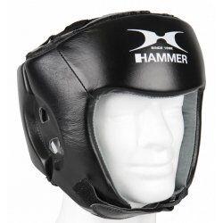 Hammer Boxing HOOFDBESCHERMER FIGHT - ZwartMaat L