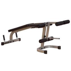 Powerline Leg Extension and Curl Machine PLCE165X