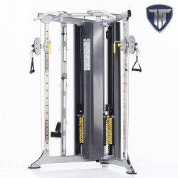 TuffStuff CDP-300 DUAL STACK Functional Trainer 2 x 75 kg