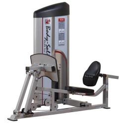 Pro Clubline Series II Leg Press & Calf Raise S2LPC140 kg gewichtenstapel