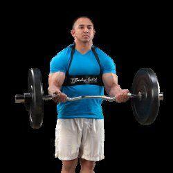 Body-Solid Biceps Bomber BB23