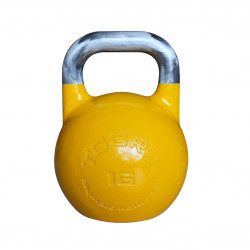 Toorx KCA Competition kettlebell16 kg Geel