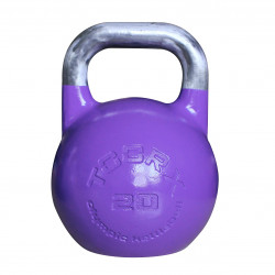 Toorx KCA Competition kettlebell20 kg Paars