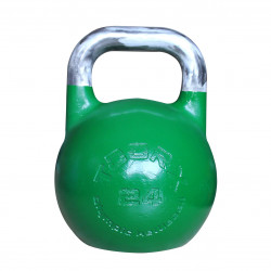 Toorx KCA Competition kettlebell24 kg Groen