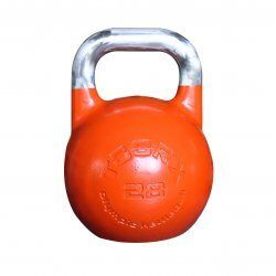 Toorx KCA Competition kettlebell28 kg Oranje