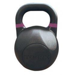 Toorx KCA Competition kettlebell12 kg Zwart met paarse rand