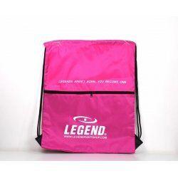 Handige dames sporttas met vakje Roze - Default