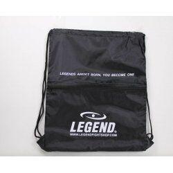 Handige sporttas met vakje zwart - Default