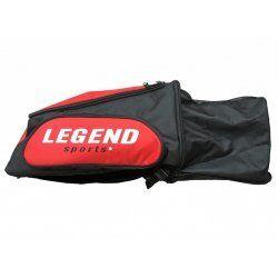 Sporttas Legend aanpasbaar backpack tas 2 in 1 rood - Default